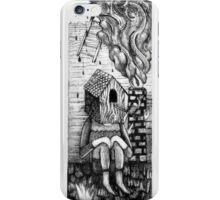 The House Fire iPhone Case/Skin