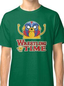 Wrestling Time Classic T-Shirt