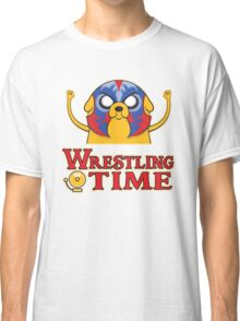 Wrestling Time Classic T-Shirt