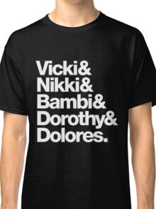 Darling Nikki and Other Muse's in Prince Music Classic T-Shirt
