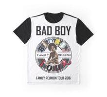 bad boy family reunion tour 2016 Graphic T-Shirt