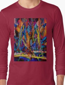 Color-fully Yours Long Sleeve T-Shirt