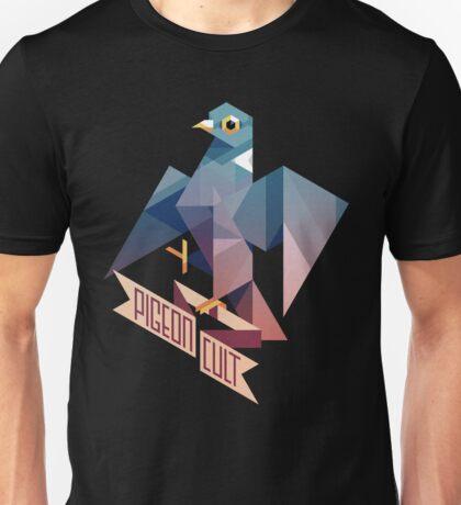 Pigeon Cult Unisex T-Shirt