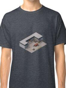 Isometric de_cache Classic T-Shirt