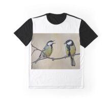 Tits Graphic T-Shirt