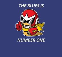 The Blues is Number One Unisex T-Shirt