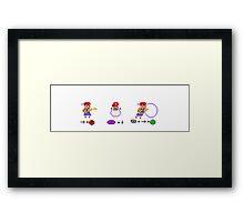 Ness Combo Framed Print