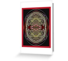 PANSPERMIA HYPOTHESIS 789 Greeting Card