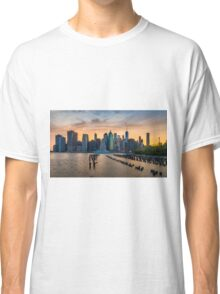 Sunsets from Brooklyn Are the Best Classic T-Shirt