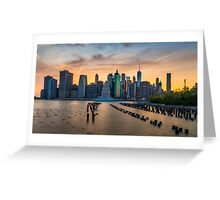 Sunsets from Brooklyn Are the Best Greeting Card