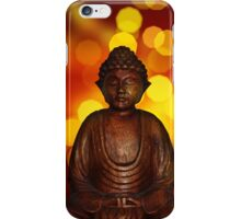 Praying Buddha iPhone Case/Skin
