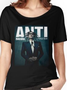 RIHANNA ANTI Women's Relaxed Fit T-Shirt