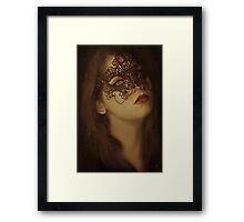 I have Immortal longings in me Framed Print