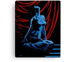 MOONLIGHT PRINCESS Canvas Print
