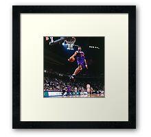 Toronto Raptors - Vince Carter Framed Print
