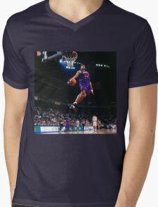 Toronto Raptors - Vince Carter Mens V-Neck T-Shirt