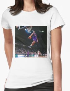 Toronto Raptors - Vince Carter Womens Fitted T-Shirt