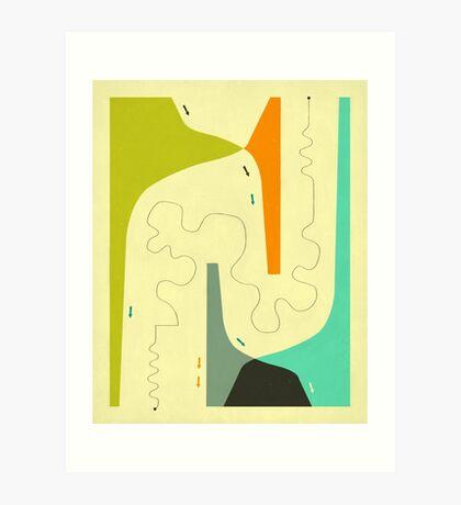 UNNATURAL CAUSES Art Print