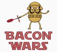 Bacon wars - Jake Kids Tee