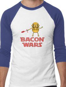 Bacon wars - Jake Men's Baseball ¾ T-Shirt