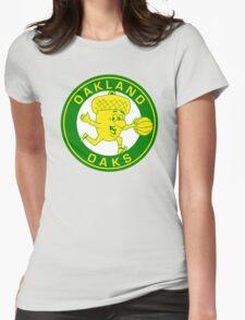 DEFUNCT - OAKLAND OAKS Womens Fitted T-Shirt