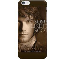 Jamie Fraser Outlander iPhone Case/Skin