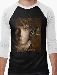 Jamie Fraser Outlander Men's Baseball ¾ T-Shirt