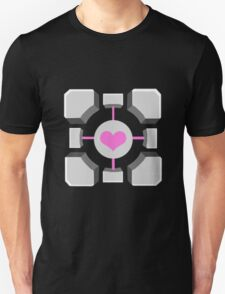 Portal - Companion Cube Unisex T-Shirt