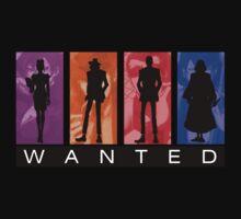 Wanted Lupin III One Piece - Long Sleeve