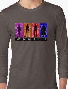 Wanted Lupin III Long Sleeve T-Shirt