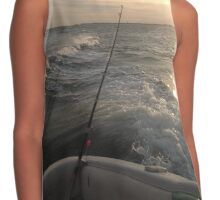 Fishing  Contrast Tank