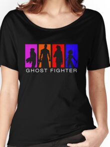 Ghost Fighter Women's Relaxed Fit T-Shirt