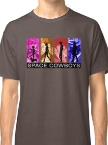 Cowboys in Space Classic T-Shirt