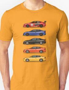 Stack of Holden Monaros T-Shirt