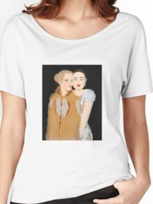 Billie and Hayley Women's Relaxed Fit T-Shirt