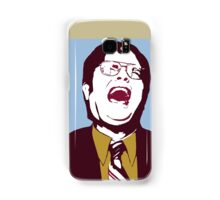 Dwight formatted for Samsung Phones Samsung Galaxy Case/Skin