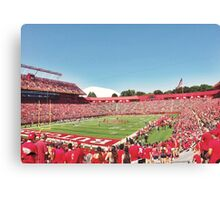 Rutgers Football Field  Canvas Print
