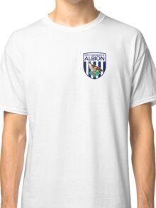 West Bromwich Badge - BPL Classic T-Shirt