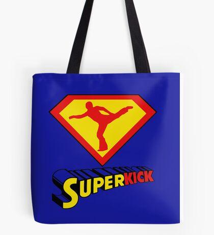 Superkick! Tote Bag
