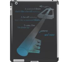 A Scattered Dream iPad Case/Skin