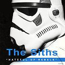 Hateful of Rebels by Antatomic