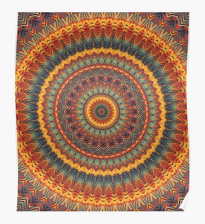 Mandala 050 Poster