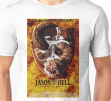Friday the 13th Part 9 (Jason Goes to Hell: The Final Friday) - Original Poster 1993 Unisex T-Shirt