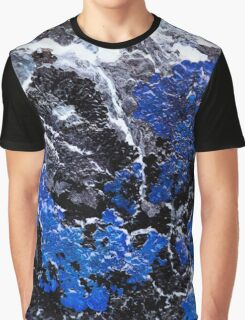 Blue Cliff Graphic T-Shirt
