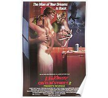 A Nightmare On Elm Street Part 2 (Freddy's Revenge) - Original Poster 1985 Poster