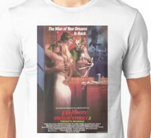 A Nightmare On Elm Street Part 2 (Freddy's Revenge) - Original Poster 1985 Unisex T-Shirt