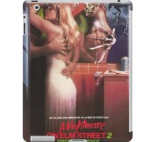 A Nightmare On Elm Street Part 2 (Freddy's Revenge) - Original Poster 1985 iPad Case/Skin