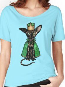 Queen Matisse Women's Relaxed Fit T-Shirt