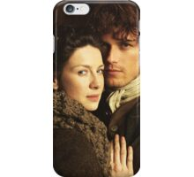 Claire and Jamie iPhone Case/Skin