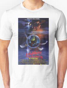 A Nightmare on Elm Street Part 5 (The Dream Child) - Original Poster 1989 Unisex T-Shirt